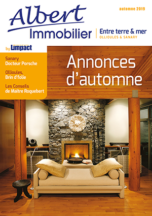 Albert Immobilier octobre 2019