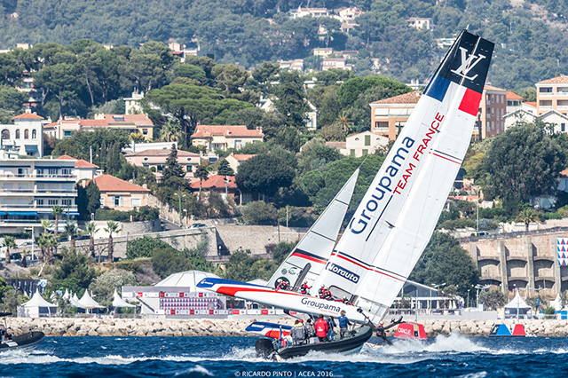 Louis Vuitton America' s Cup, Toulon 2016 Mad In Event - Limpact