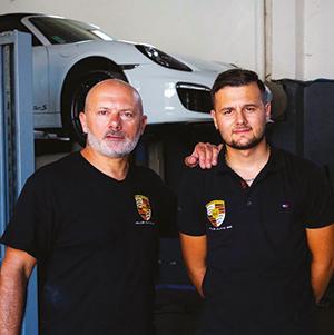 Philippe et Arnaud Fichera, Plus Auto 83